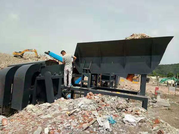建筑垃圾分选设备